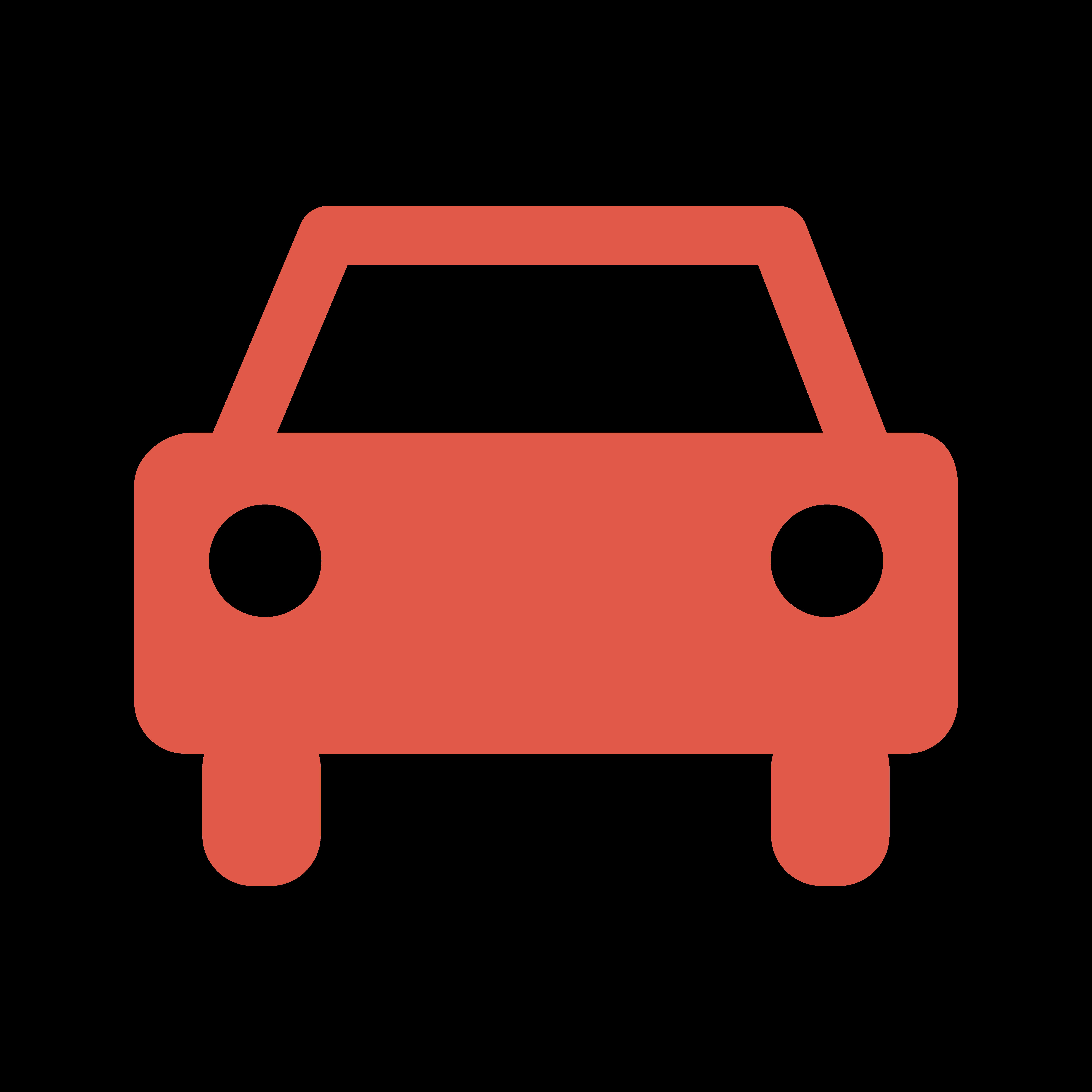 Classic Car Clipart Design 2020
