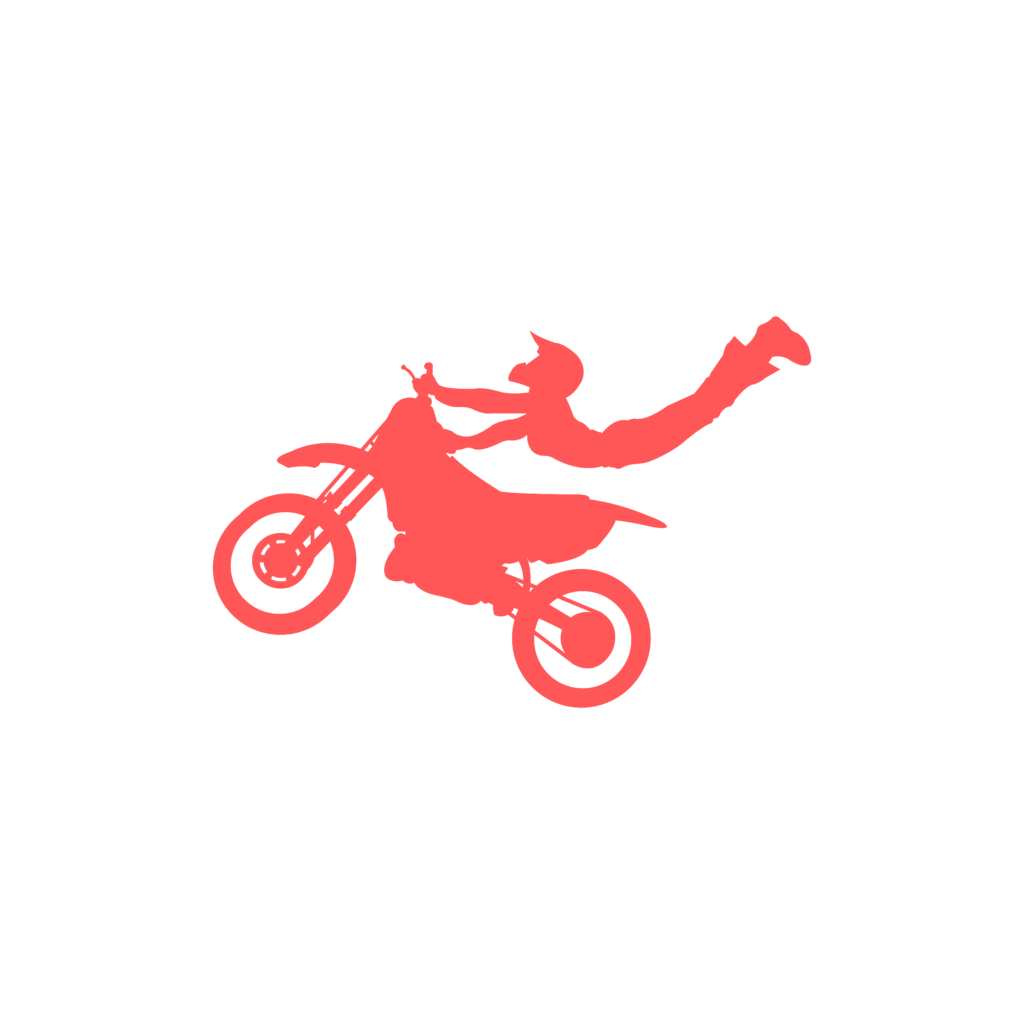 Dirt Bike Stunt
