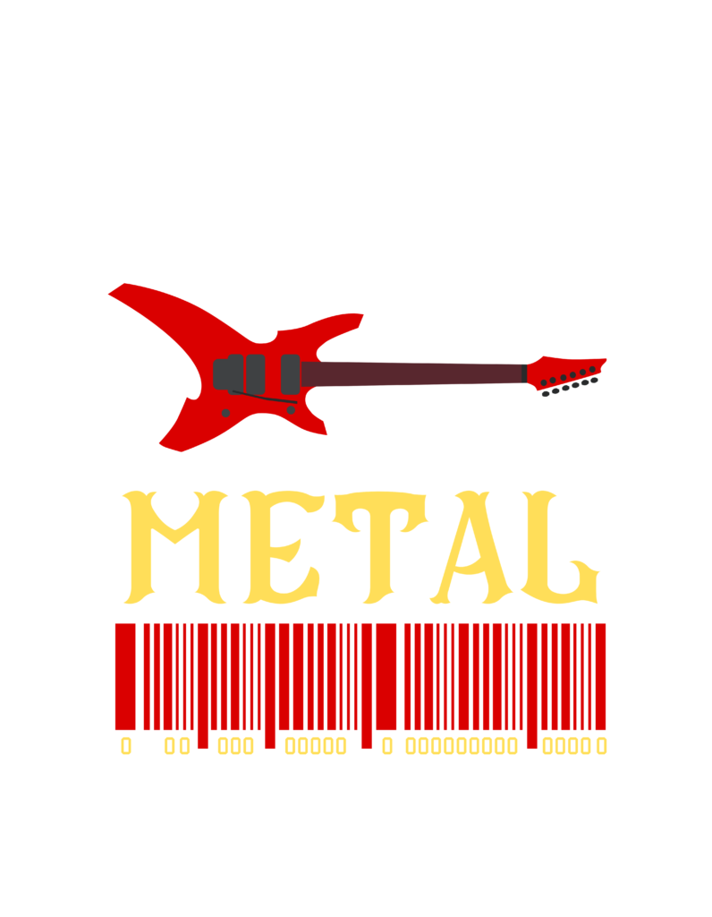 Heavy Metal Art