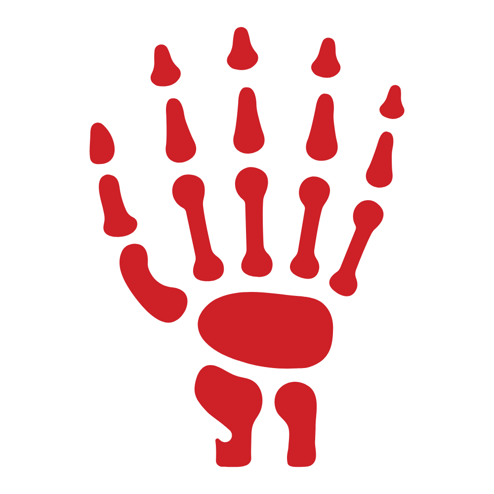 Skeleton Hand Clipart PNG Images Free Download