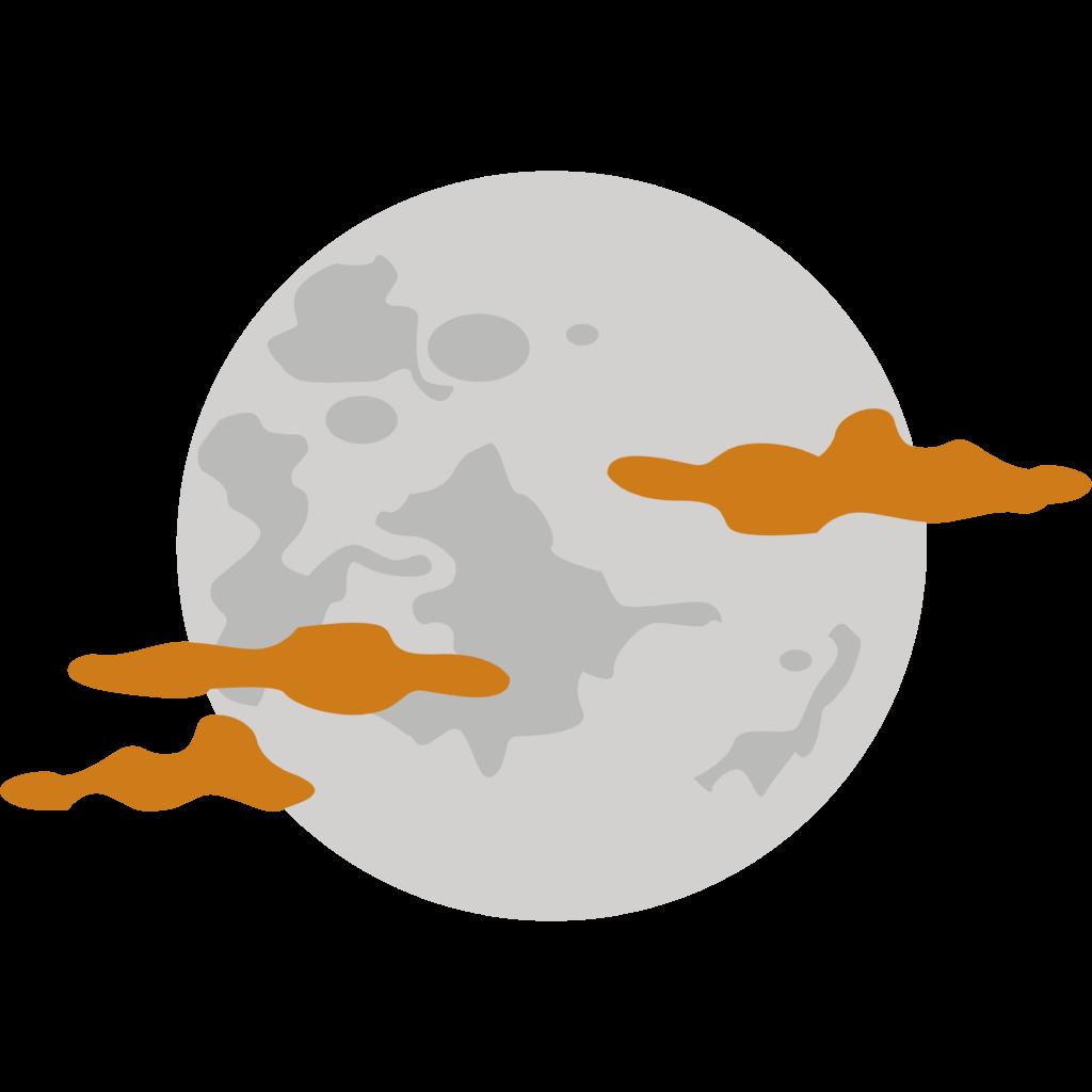 10 Transparent Moon Clipart PNG Images 8
