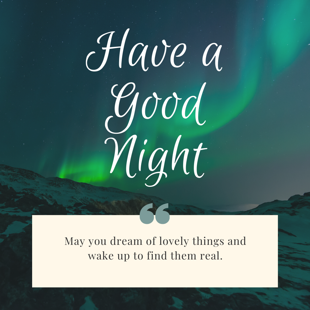Have A Good Night Wallpaper Download