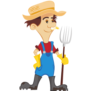 10 Farmer Images Clipart Download 1