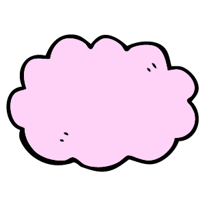 30 Thinking Cloud Clipart Images 1