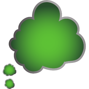 30 Thinking Cloud Clipart Images 14