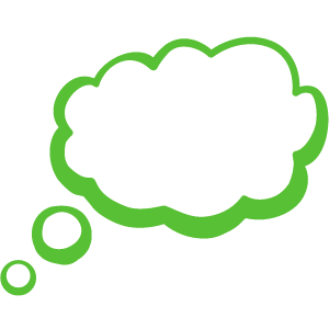 30 Thinking Cloud Clipart Images 10
