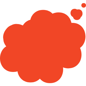 30 Thinking Cloud Clipart Images 9