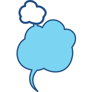 30 Thinking Cloud Clipart Images 15