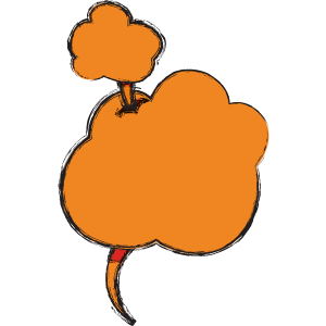 30 Thinking Cloud Clipart Images 12