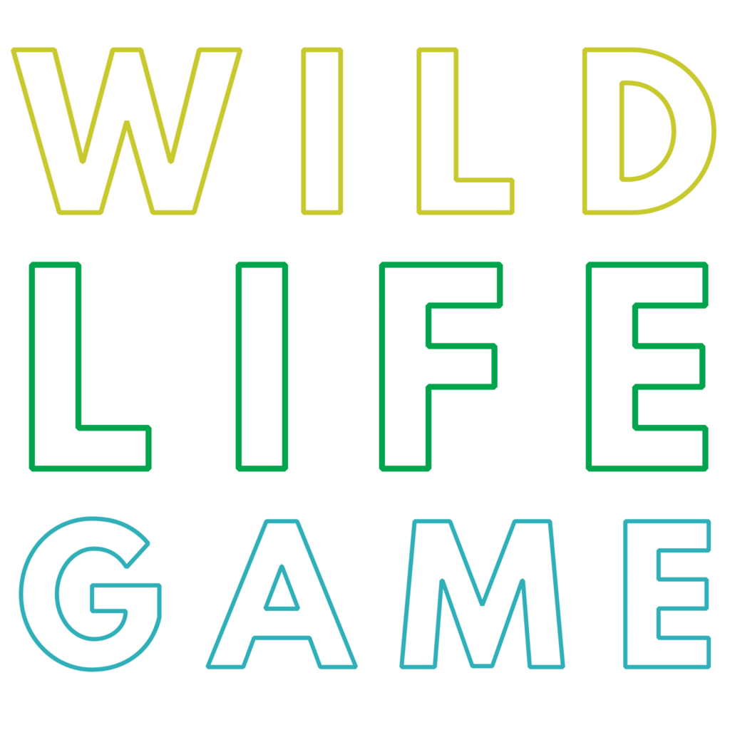 Wild Life Game Typography Design Free Download 3