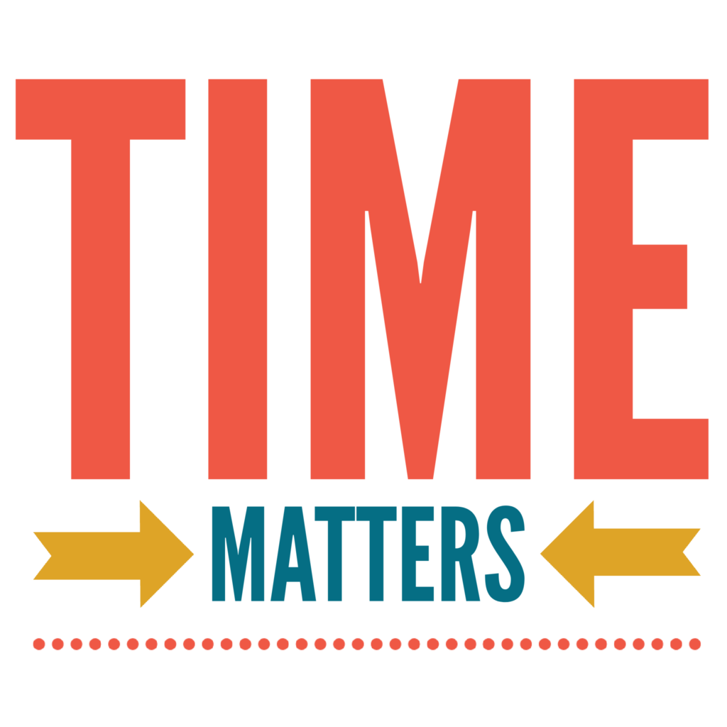 Time Matters - Typography Design 9