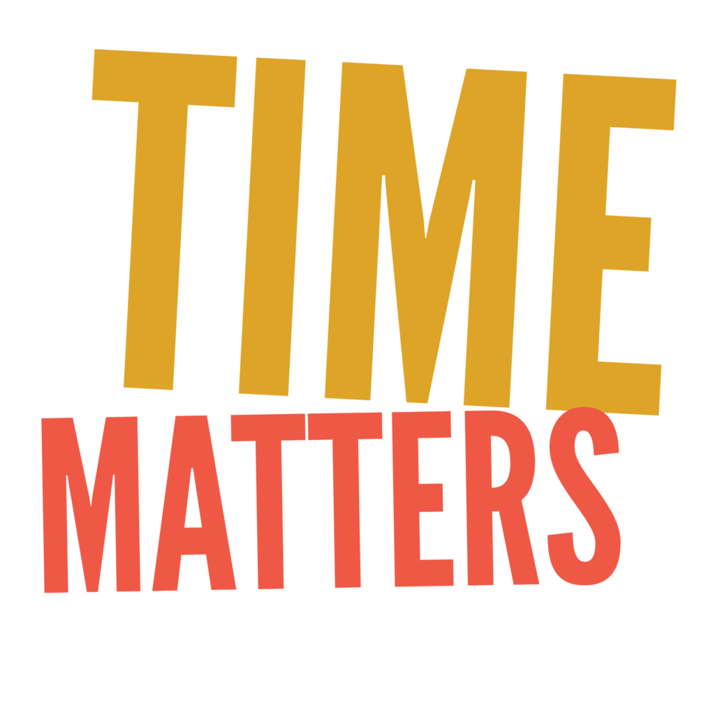 Time Matters - Typography Design 2