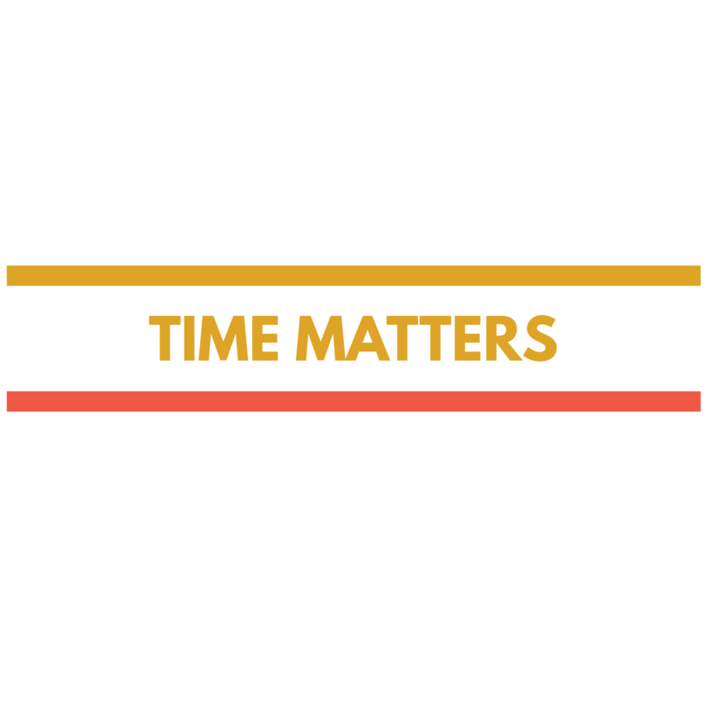 Time Matters - Typography Design 5