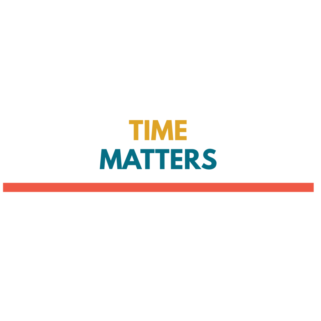 Time Matters - Typography Design 4