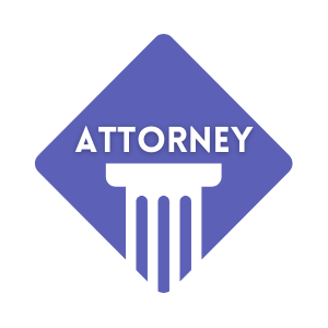 Logo for attorney